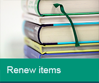 Renew items